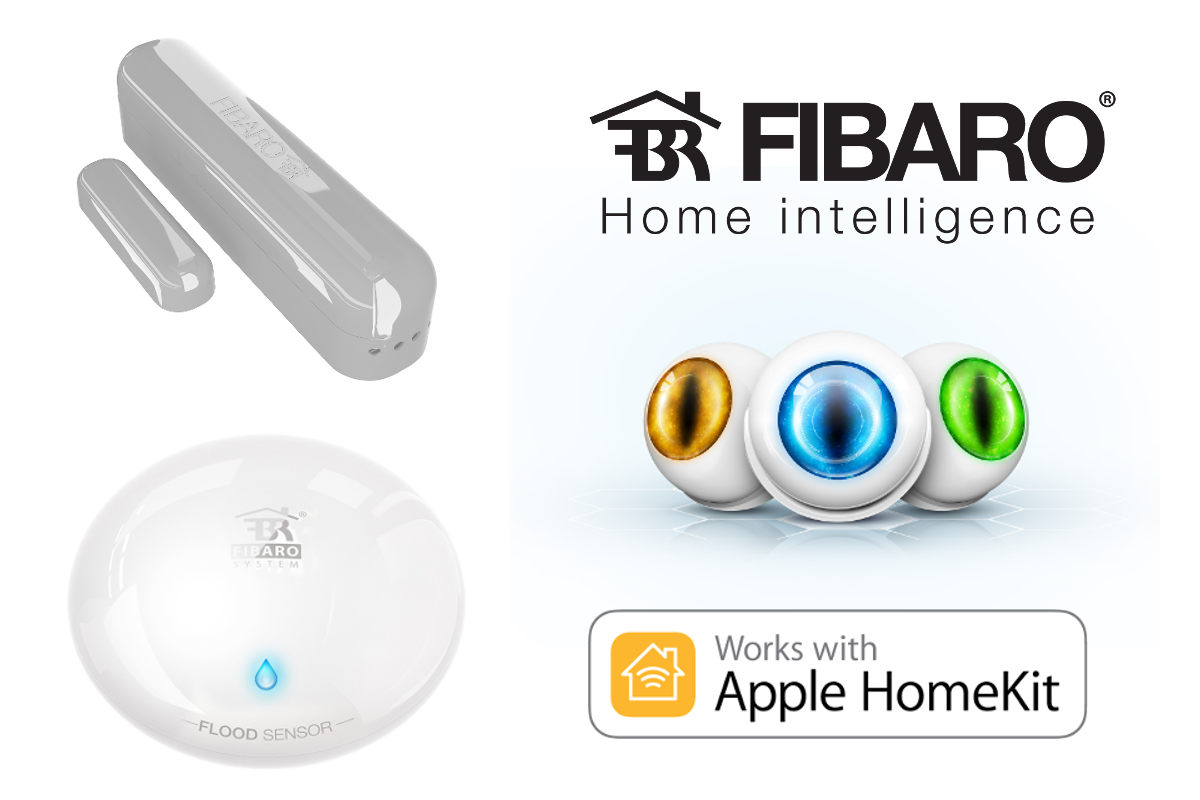 Dispositivos fibaro compatibles con homekit